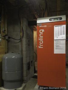Froling FHG Wood Boiler