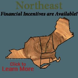 wood boiler and pellet boiler incentives