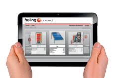 Fröling connect