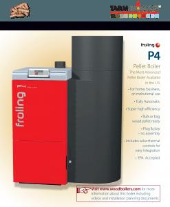 Fröling P4 Pellet Boiler Brochure