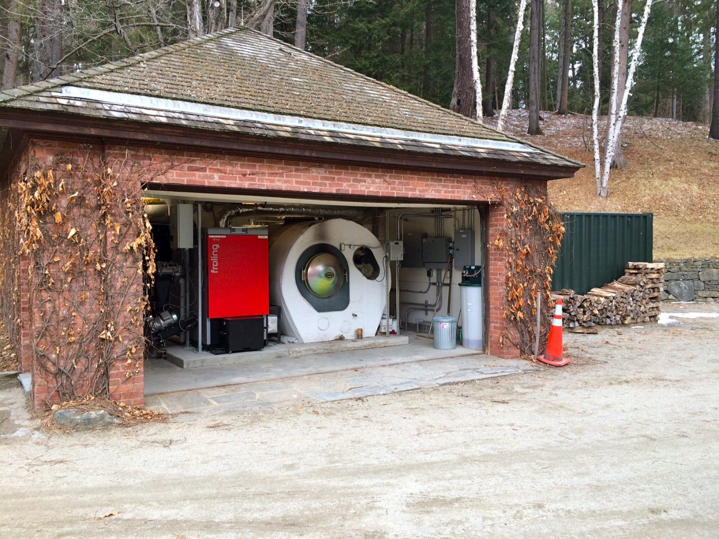 Biomass Boiler Photos