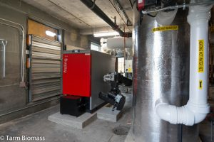 Biomass Commercial Heating