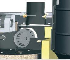 p4 pellet boiler fan