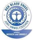 Blue Angel Label