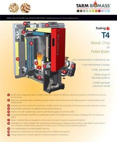 Fröling T4 Wood Chip/Pellet Boiler Brochure