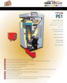 Frpoling PE1 Brochure