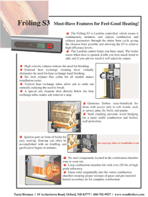 s3 turbo wood boiler must have features