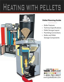 Tarm Biomass Pellet Planning Guide