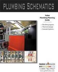 P4 Wood Pellet Boiler Plumbing Schematics
