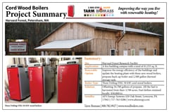 wood boiler project summary 3