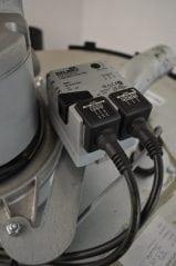 p4 pellet boiler slide valve
