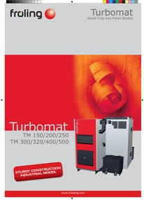 Froling TM European Brochure