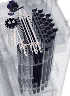 Fröling TM heat exchangers