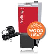 Fröling T4 Wood Chip Boiler