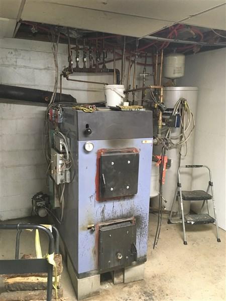 Old HS Tarm Excel Boiler