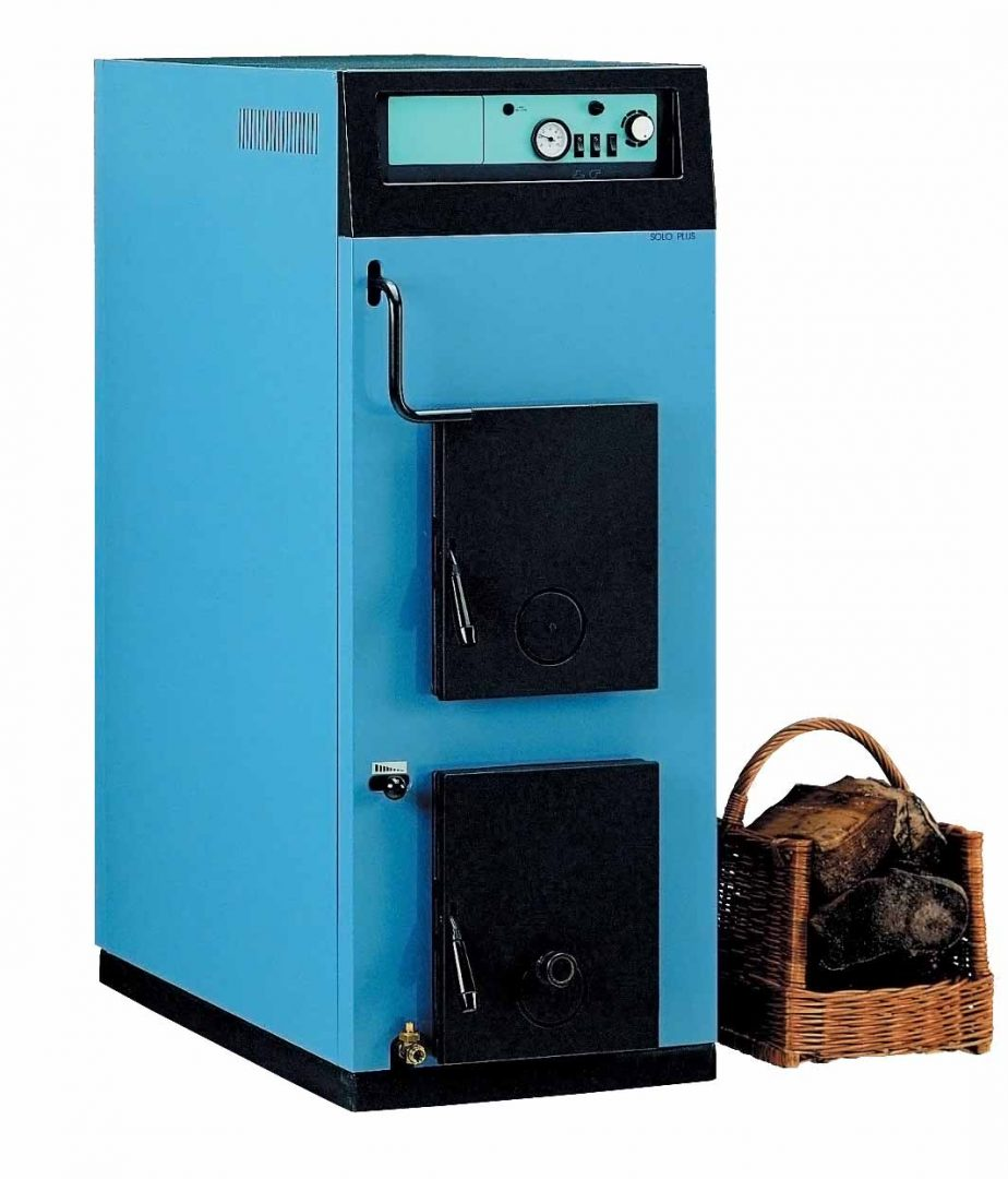 Solo Plus HS Tarm wood boilers