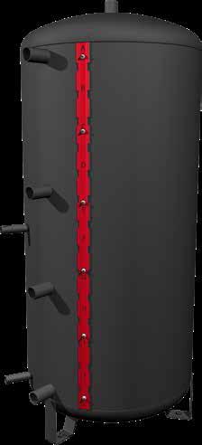 Fröling Layered Tank Sensor Bar