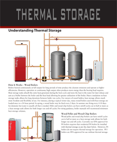 Heat Storage Systems
