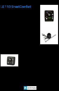 LK Armature Smart Comfort Temperature Controller