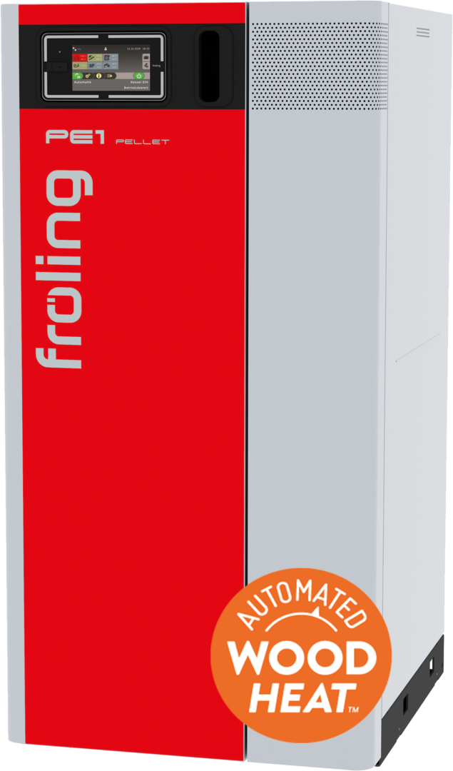 Froling PE1 Pellet Boiler