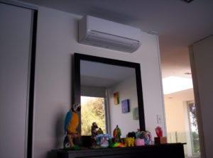 cold climate heat pump mini-split
