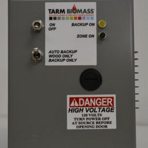 Wood Boiler Boiler Control