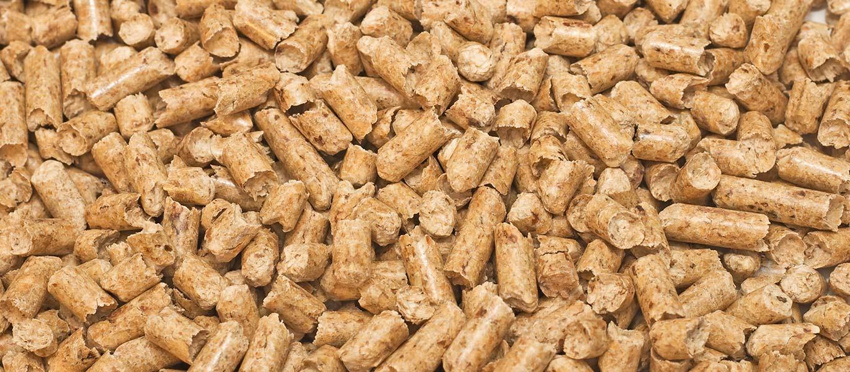 wood pellets for pellet boilers